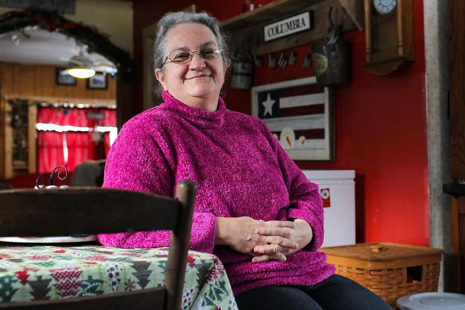 Nancy Petro, 62, is one of New Hampshire's newly insured residents who find it hard to get access to care.