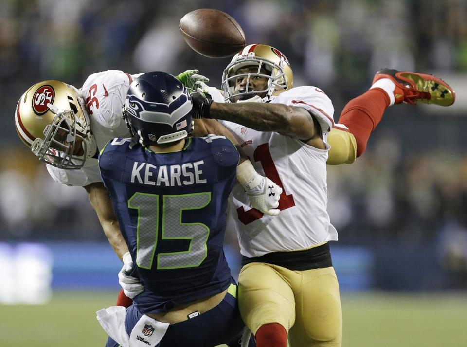 The meeting of the Seahawks and 49ers on Thanksgiving night is one of the most anticipated games of the year.