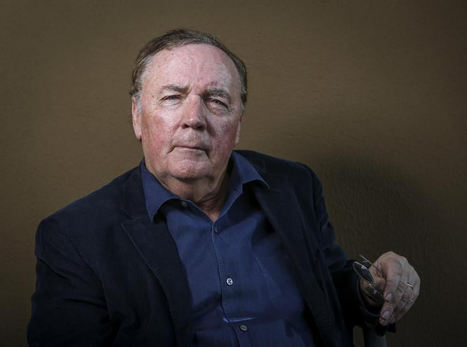 james patterson keeps cranking out his novels and ignoring his