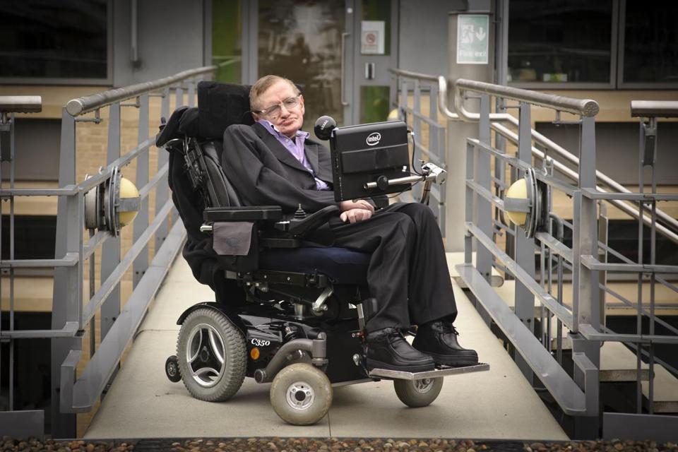 Stephen Hawking documentary explores life of physics genius - The ...