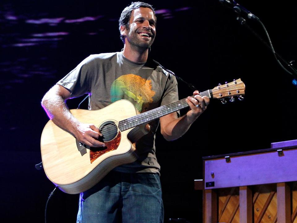Jack Johnson is scheduled to perform at the Boston Calling Music Festival.