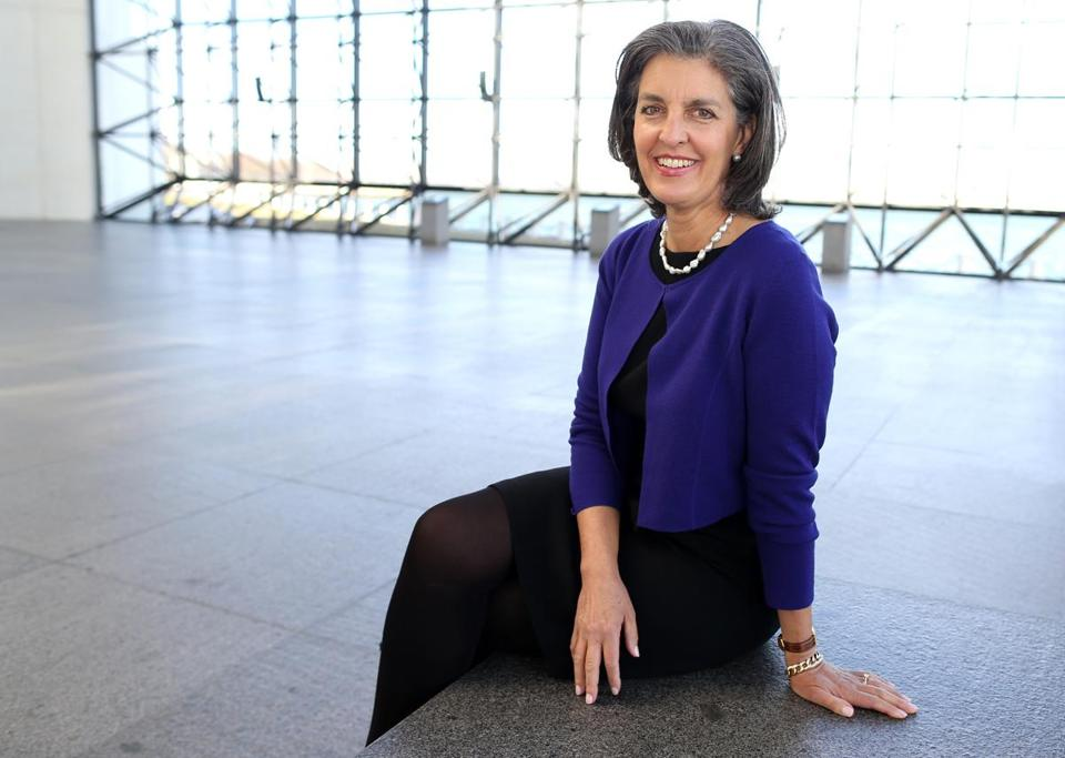 Heather Campion has been named the new CEO of the John F. Kennedy Presidential Library Foundation.