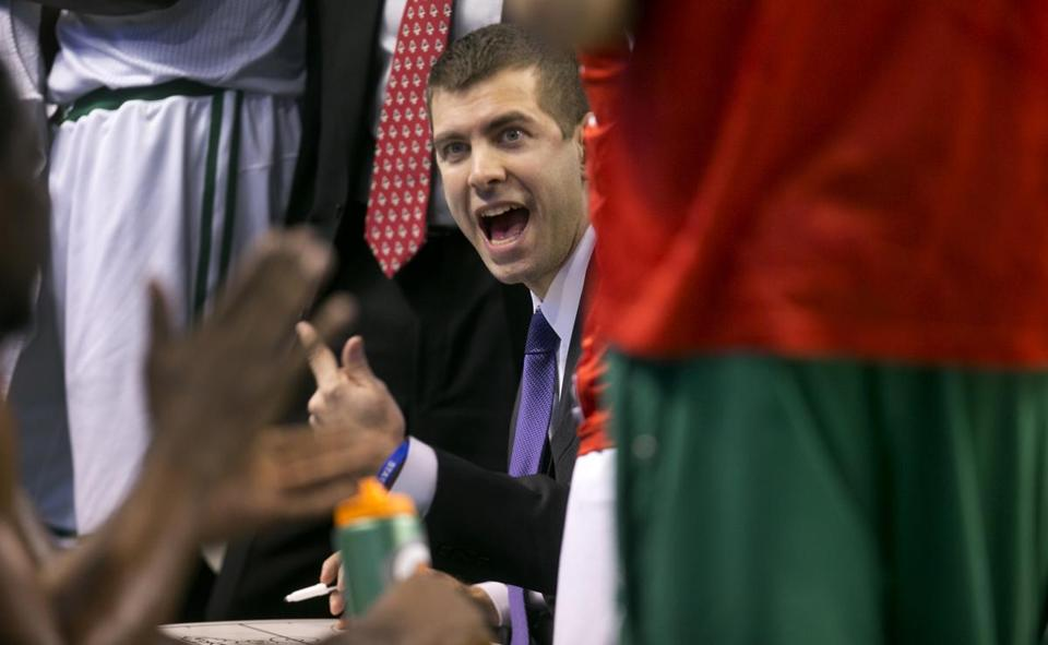 Brad Stevens' Celtics team has fallen on hard times in January.