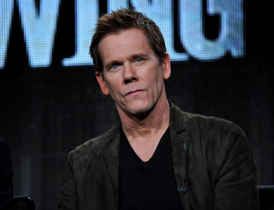 "Kevin Bacon will play a corrupt FBI agent in ""City on a Hill."""