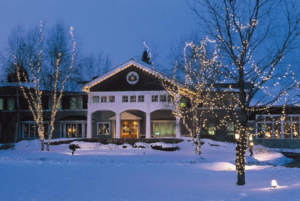 Stoweflake Resort is a cozy choice for a winter escape.