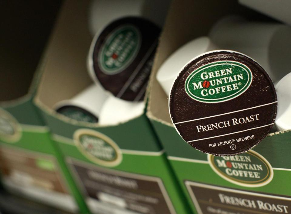 Keurig Green Mountain is in the process of developing a machine for cold drinks that is expected to debut in the company's fiscal 2015.