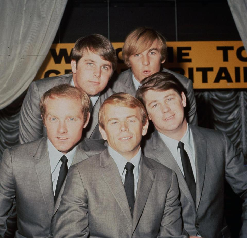 The vocals of the Beach Boys and other early '60s groups still captivated young ears, decades later.