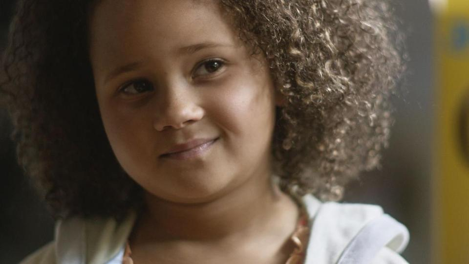 "General Mills's 2014 Super Bowl ad for Cheerios brought back its famous interracial family, featuring the ""Gracie"" character (pictured)."