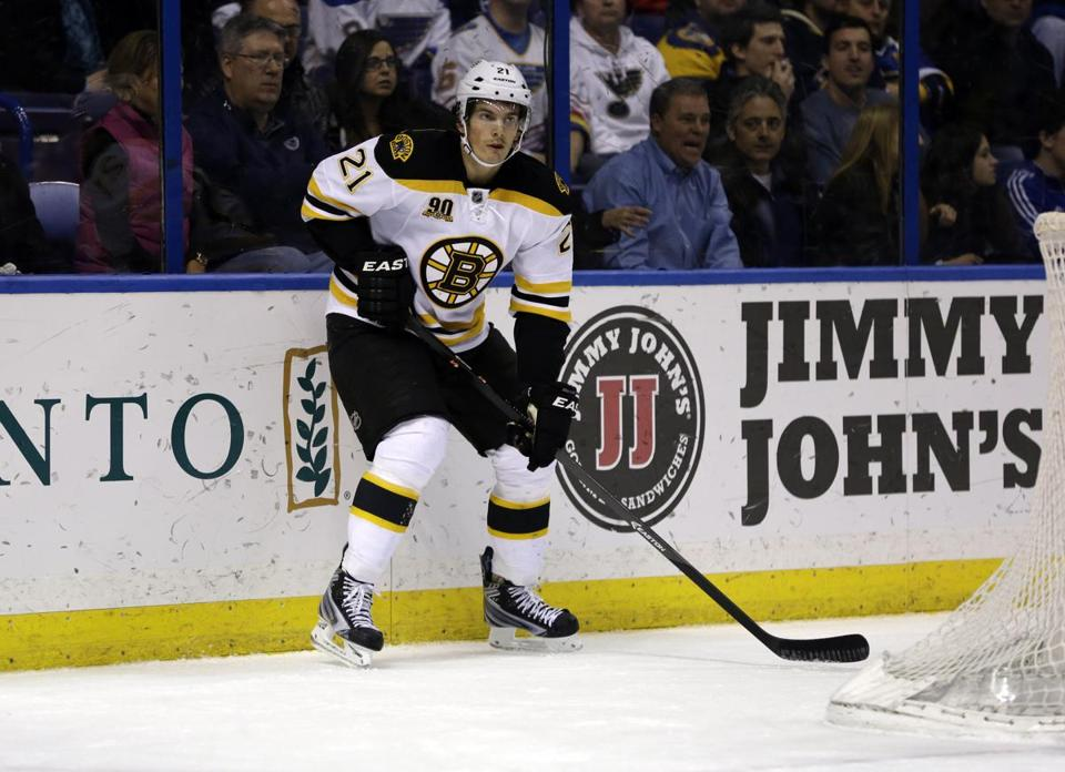 Last season, Loui Eriksson scored just 10 goals and added 27 assists for 37 points.