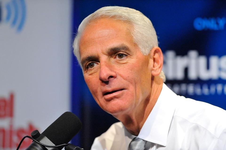 Charlie Crist served as governor of Florida from 2007 to 2011, as a Republican. He lost a bid for Senate in 2010.