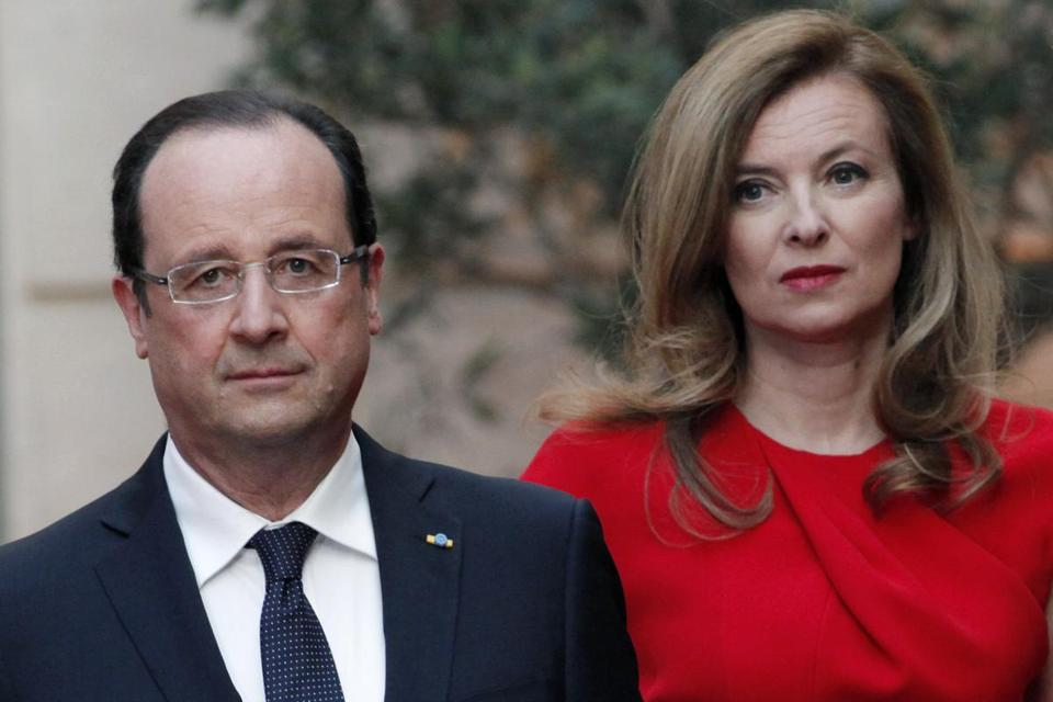 President Francois Hollande of France will attend the state dinner in Washington without his companion Valérie Trierweiler, after his affair with a French actress was discovered.