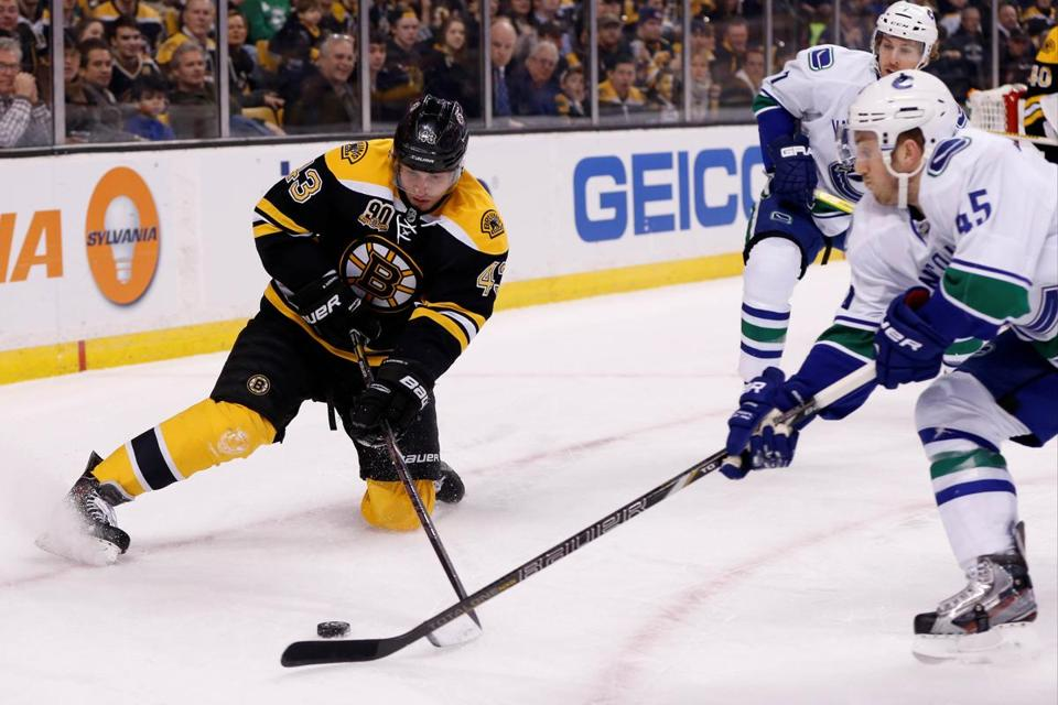 One of the questions Bruins GM Peter Chiarelli needs to ask himself: Are any of the available defensemen better than Matt Bartkowski?