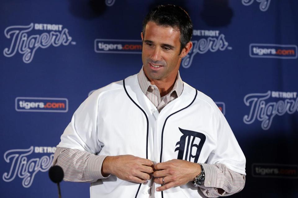 Former catcher Brad Ausmus is taking over as Tigers manager from Jim Leyland.