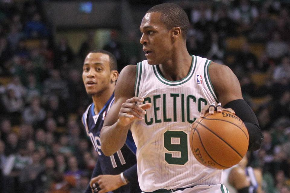 Rajon Rondo came close to a triple-double (15 points, 12 assists, 8 rebounds) but the Celtics fell short vs. Dallas.