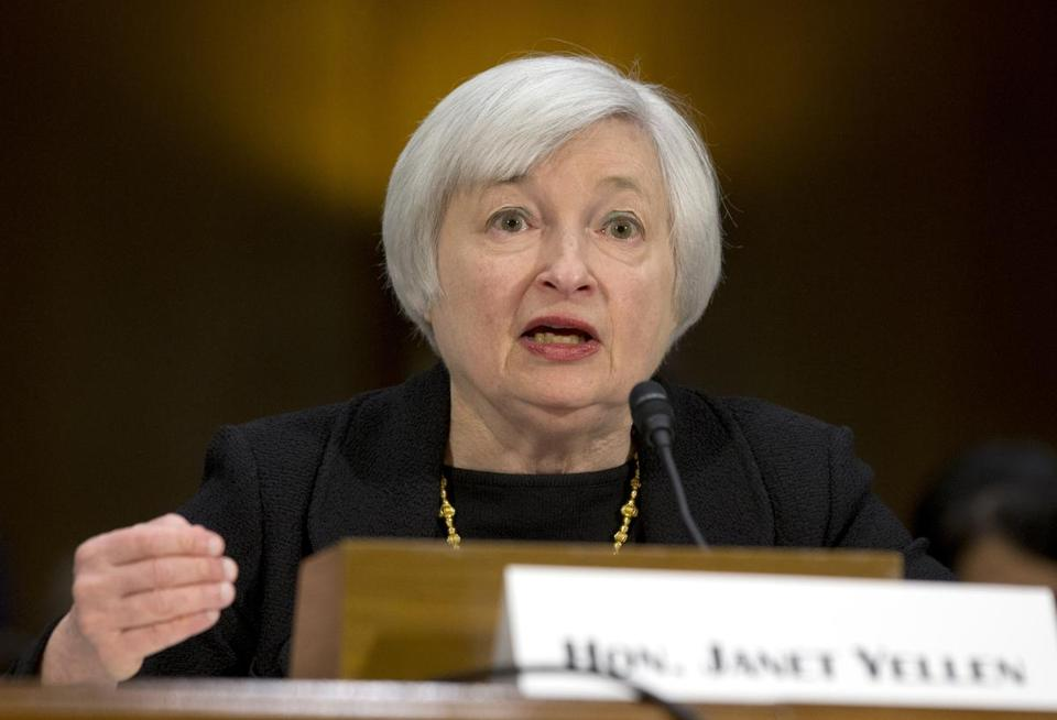 Janet Yellen expects a ''great deal of continuity'' with her predecessor, Ben Bernanke.
