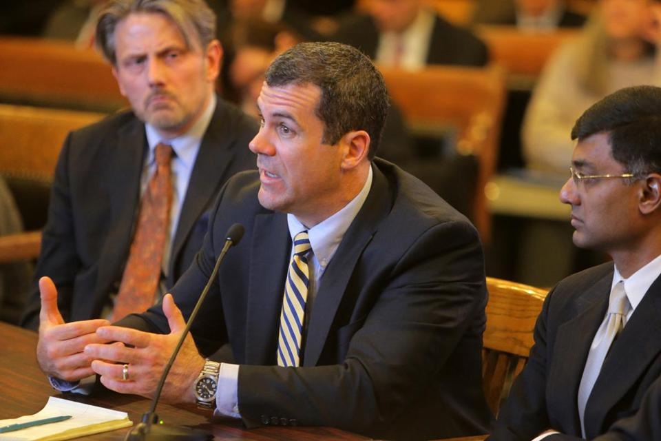 Officials from Deloitte were called to testify before the Massachusetts state Legislature in 2014 after technical failures on more than $100 million worth of contracts.