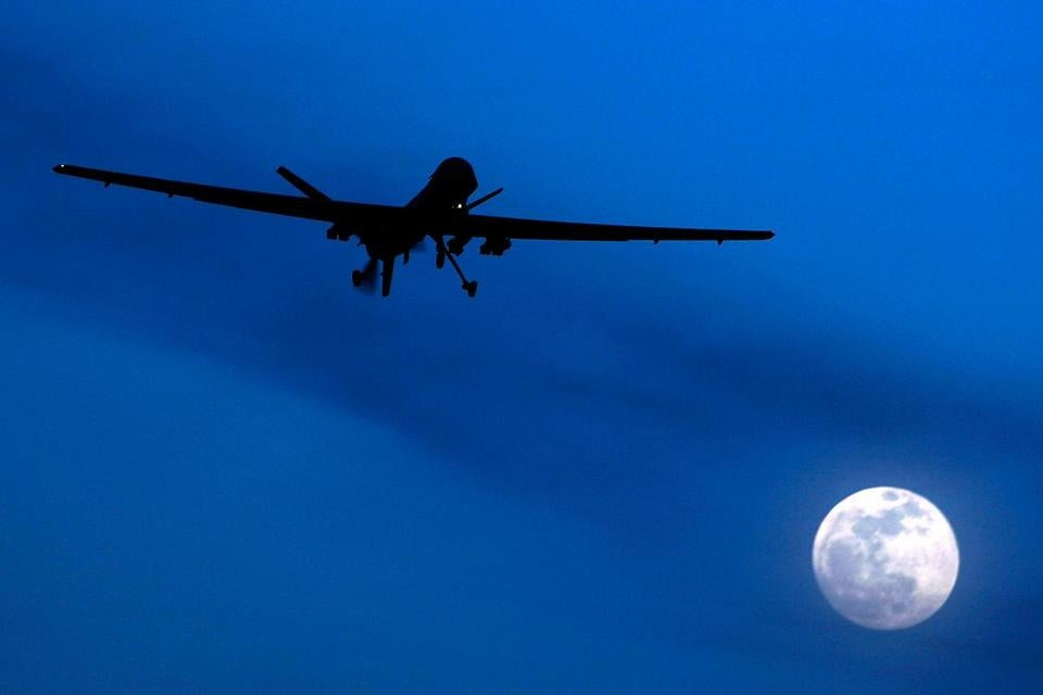President Obama has stiffened rules on when drones such as this Predator can target suspected terrorists.