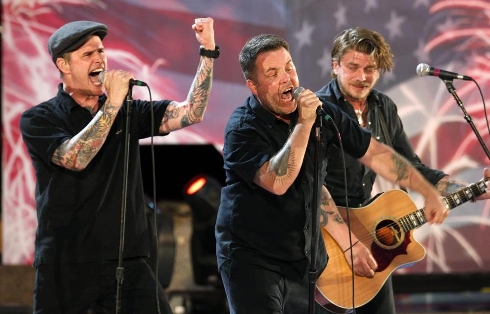 The Dropkick Murphys are known almost as much for their charity work as for their distinctive music.
