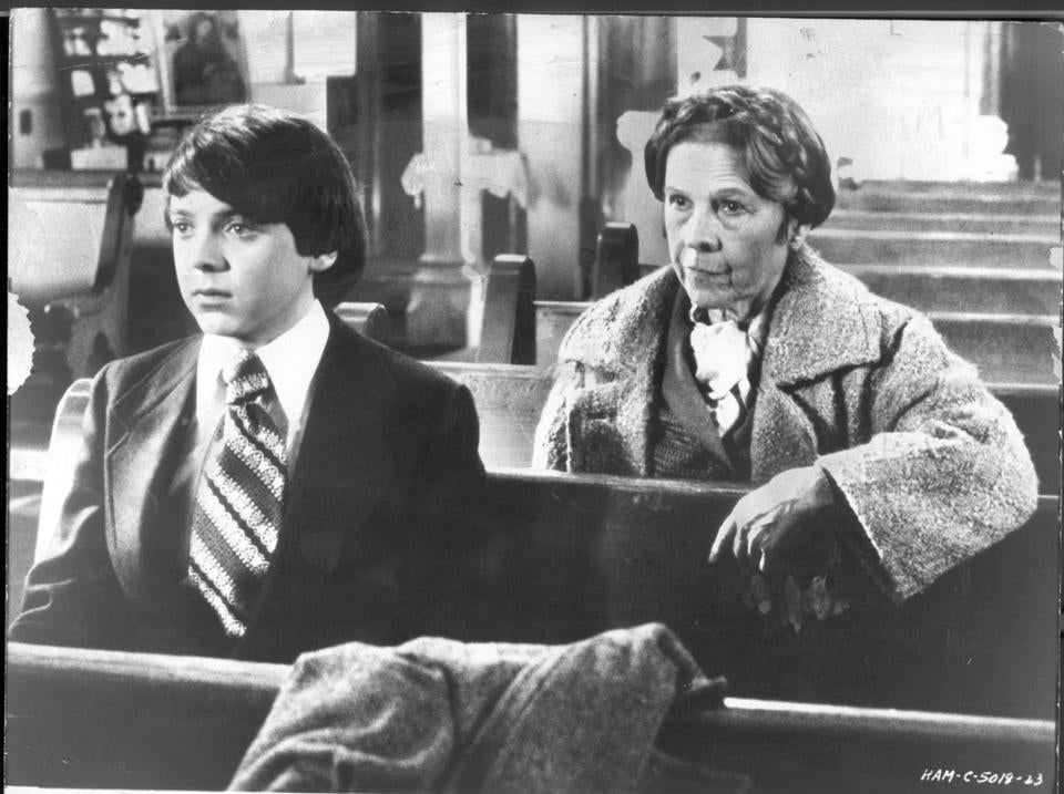 "Gordon in ""Harold and Maude."""