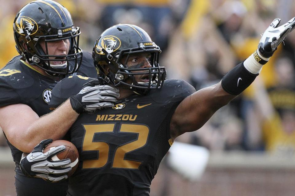 Michael Sam is regarded as a mid-round pick (third to fifth round) at best.