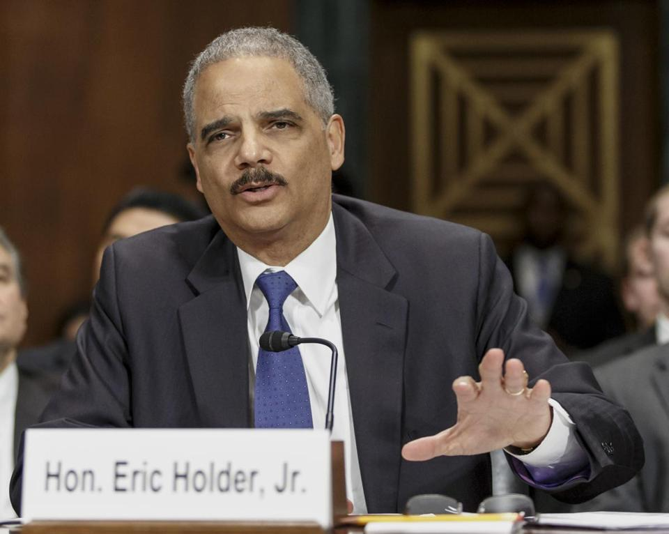 The appeal by Attorney General Eric H. Holder Jr. was mostly symbolic, as he cannot enact changes.