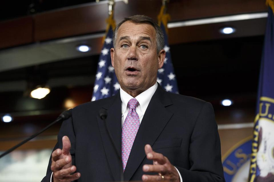 Simply by holding the vote, Speaker John Boehner of Ohio effectively ended a three-year Tea Party-inspired era of budget showdowns.