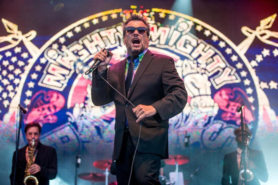 Mighty Mighty Bosstones performed at the festival last July.