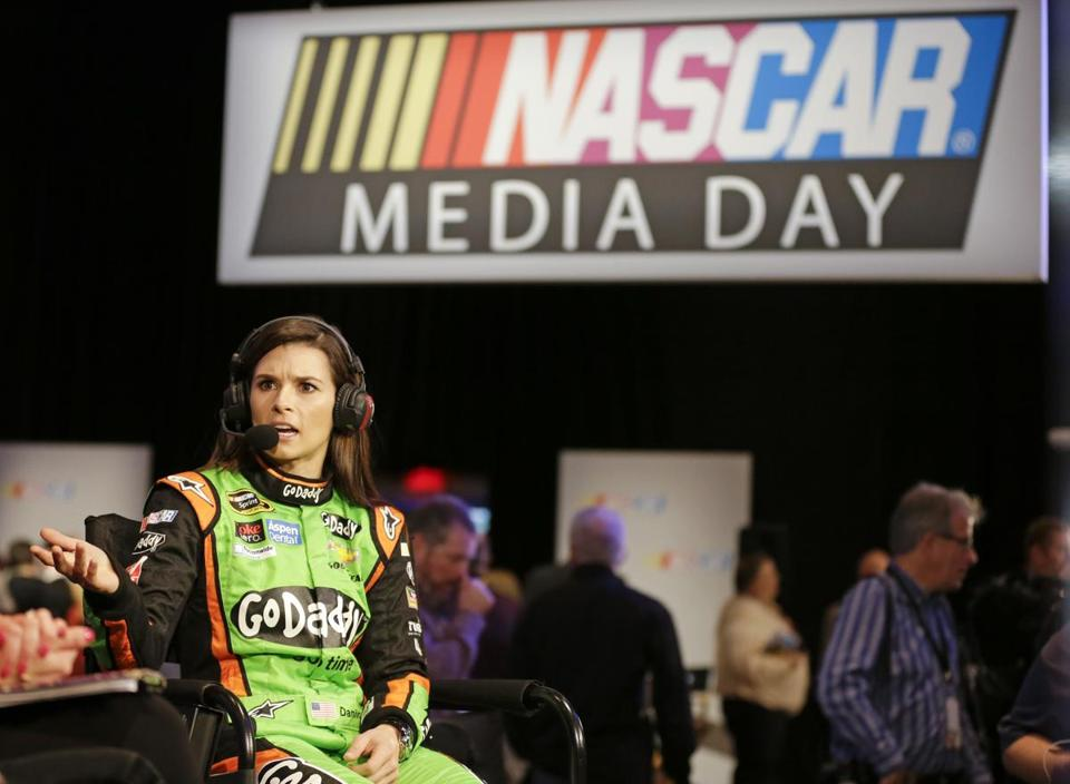 "Sprint Cup driver Danica Patrick refused to get into a war or words over Richard Petty's recent critical comments. ""Everyone's entitled to their own opinion,'' said Patrick."
