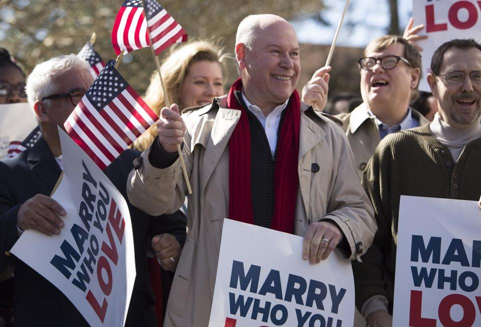 federalism and gay marriage
