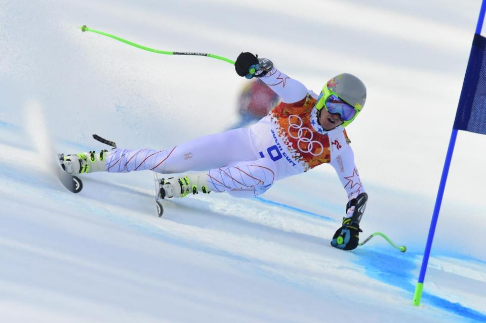 Ted Ligety was a disappointing 14th in Sunday's super G but is the favorite in Wednesday's giant slalom.