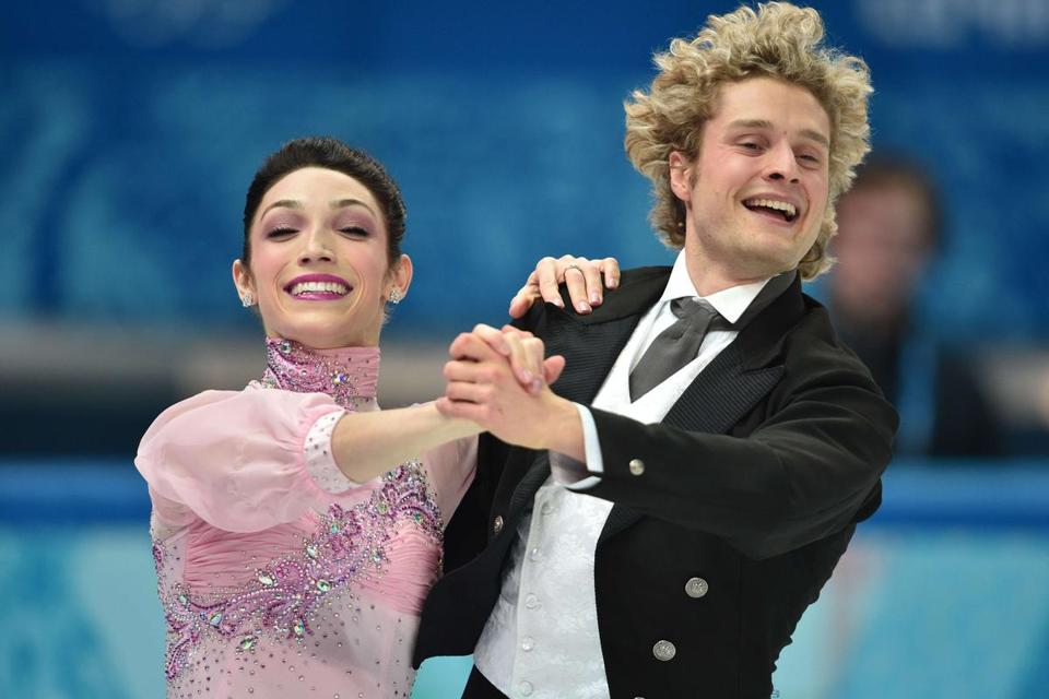 "In the middle of their program, Meryl Davis told dance partner Charlie White that she ""felt like I was in a dream."""