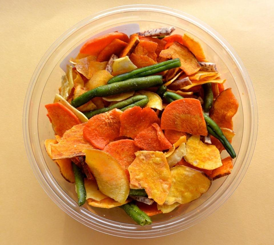 Whole Foods Mixed Veggie Chips
