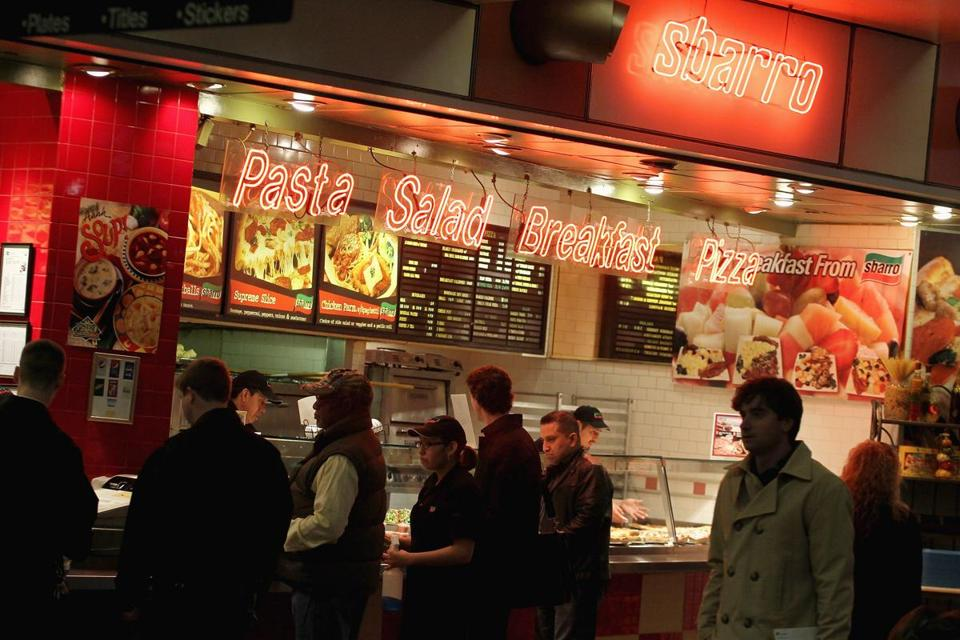 food court business model