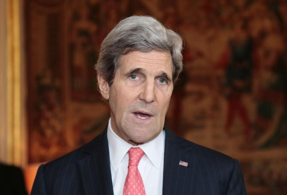 """I'm an optimist and I am a believer in possibilities,'' US Secretary of State John Kerry said."