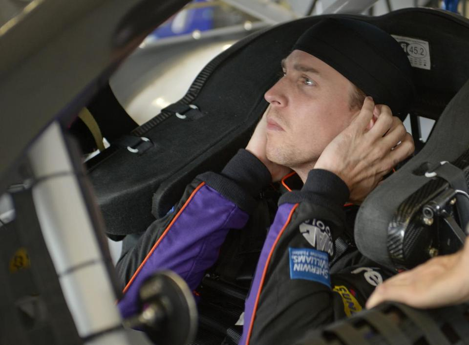 Denny Hamlin has started the year on fire, winning two events at Daytona.