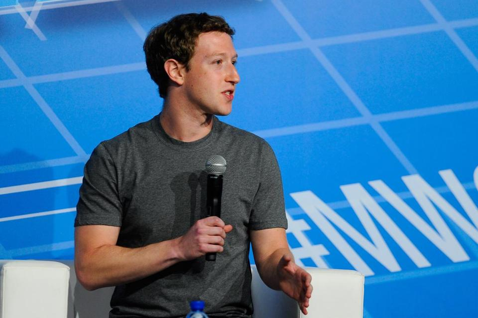 Mark Zuckerberg couldn't skirt questions about Facebook's decision to pay a staggering $19 billion for WhatsApp.