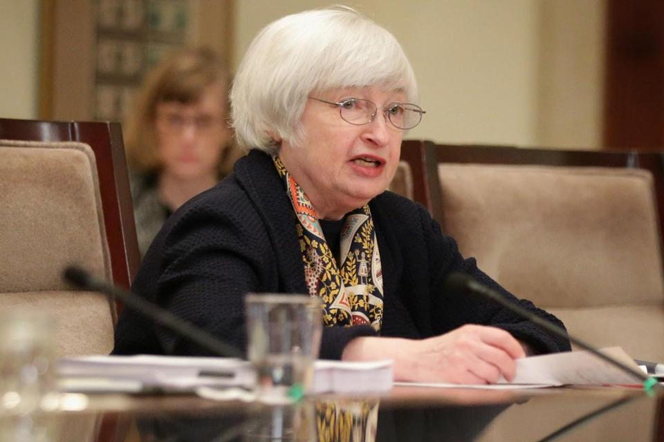 """My impression from Janet Yellen (above) is that it's a more balanced approach, and I'm sure that it will be well received by emerging markets,"" said Mike Callaghan, head of the G-20 Studies Centre."