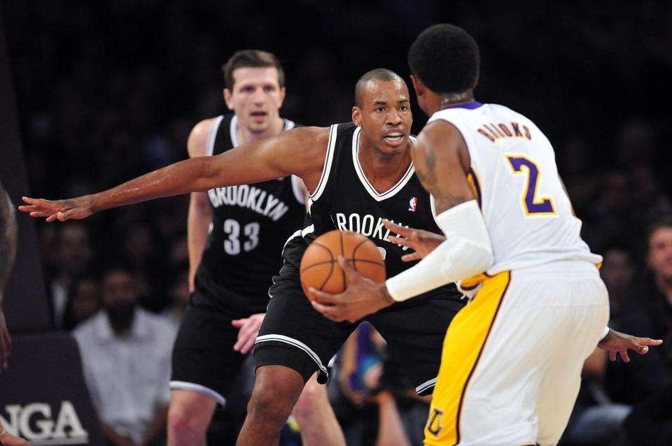 Jason Collins played 11 minutes Sunday in his first game with Brooklyn.