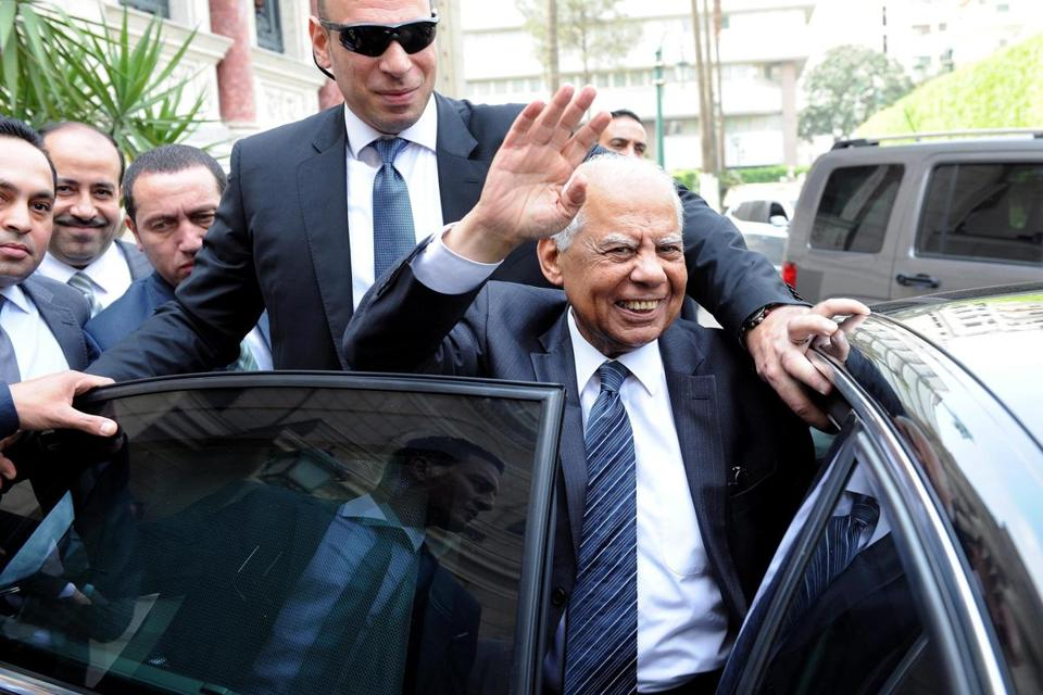 Egyptian Prime Minister Hazem el-Beblawi did not give a reason for the mass resignation.