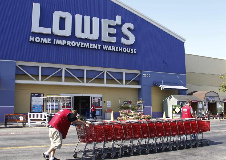 Housing market growth may slow in 2014, but Lowe's predicts strong spending on home projects.