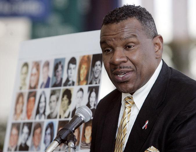 At the time of his announcement, Mr. Simmons was the second former NFL player to declare he was homosexual.