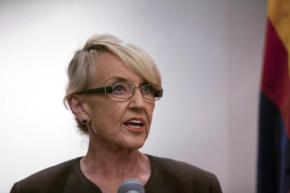 Arizona Governor Jan Brewer's action came amid mounting pressure from Arizona business leaders, who said the bill would be a financial disaster for the state and harm its reputation.