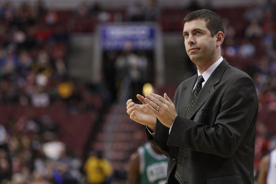Celtics coach Brad Stevens says he's fond of advanced statistics, but he said that reputation has been blown out of proportion.