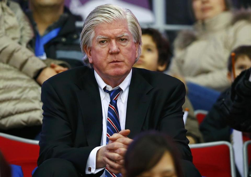 Other sports have embraced analytics, but NHL executives such as the Flames' Brian Burke remain skeptical.