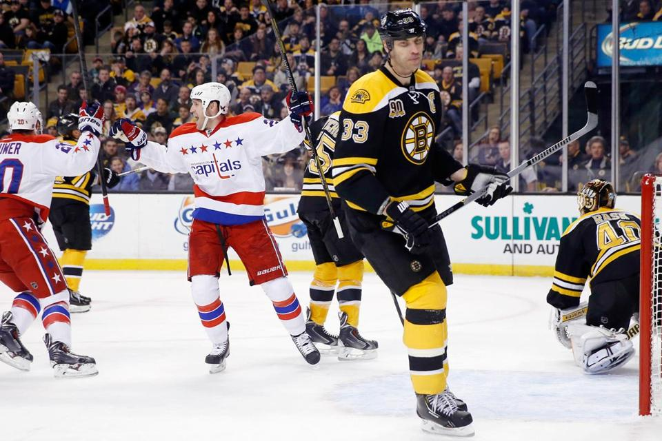 The Bruins must distribute some of Zdeno Chara's minutes before the playoffs begin.