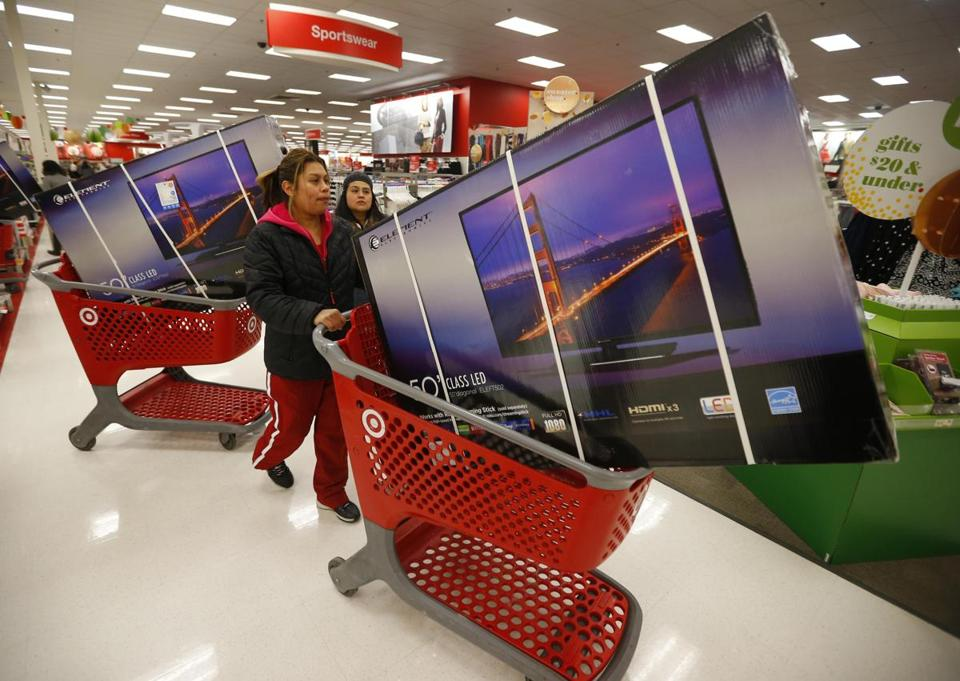 Target reported disappointing earnings last week after a massive data breach during the Christmas season. The company spent $61 million on expenses related to the breach.