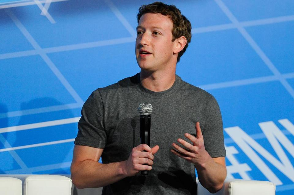 Mark Zuckerberg is CEO of Facebook, which went public in May 2012.