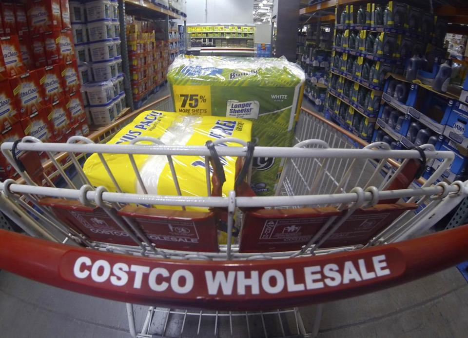 Costco currently operates 649 warehouses, including 462 in the United States.