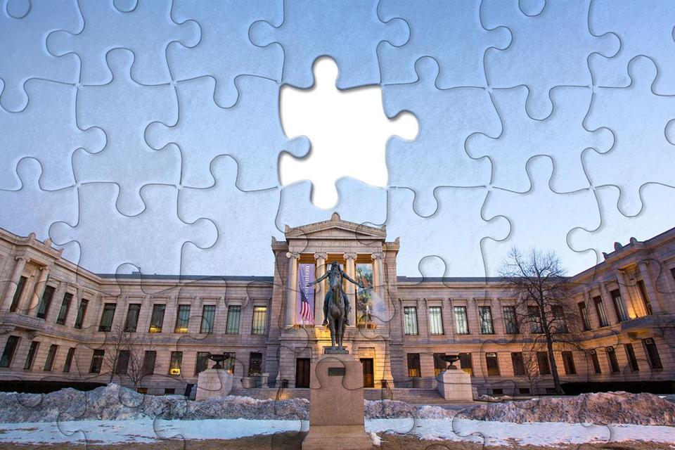 The Museum of Fine Arts has a puzzle to solve in finding its next leader.