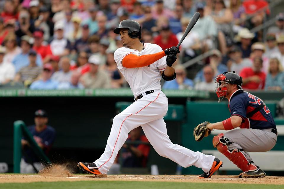 What would the Red Sox have to give up to get Giancarlo Stanton?